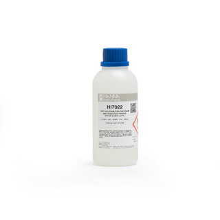 Solution de test redox a 470 mV  bouteille 230 ml