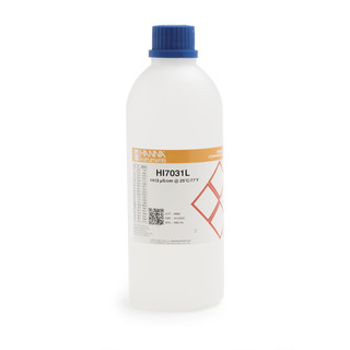 Solution d etalonnage de conductivite a 1413  S/cm  bouteille 500 ml