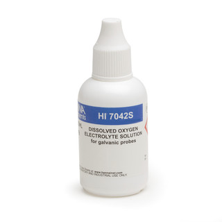 Solution electrolyte pour sonde oxygene galvanique  flacon 30 ml