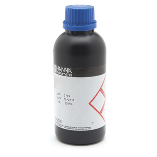 Solution d etalonnage pour 12 calibrations  flacon de 120 ml