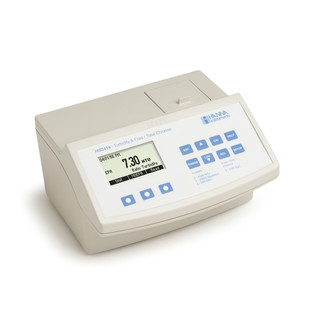 Photo-turbidimetre de laboratoire special eau potable
