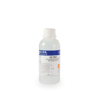 Solution d etalonnage pH 1 68  bouteille 230 ml