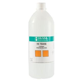 Titratieoplossing  0 1 N NaOH  fles van 1 l