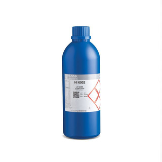 Solution d etalonnage pH 2 000  bouteille 500 ml  certificat