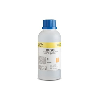 Solution d etalonnage pH 6 86  bouteille 230 ml