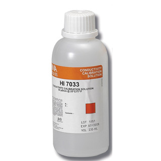 Solution d etalonnage de conductivite a 84  S/cm  bouteille 230 ml