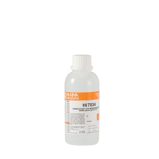 Solution d etalonnage de conductivite a 80 00 mS/cm  bouteille 230 ml